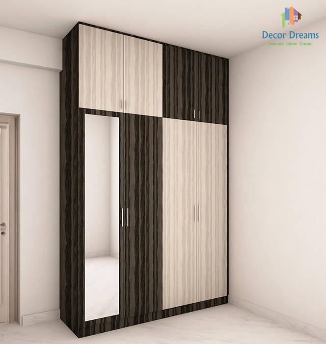 Bedroom by DECOR DREAMS,