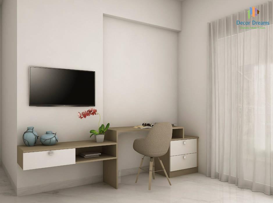 Phòng ngủ phong cách hiện đại bởi DECOR DREAMS Hiện đại