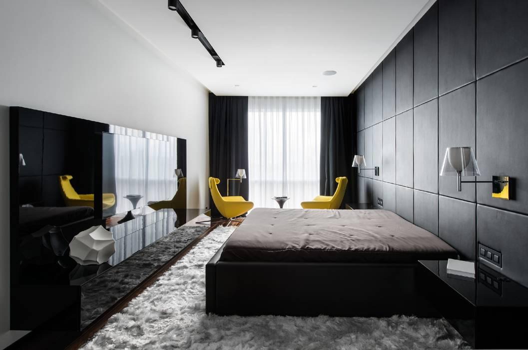 Geometrix Design의  침실