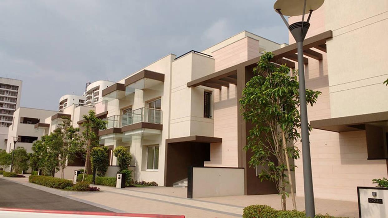 Luxurious villas:  Floors by Sobha International City
