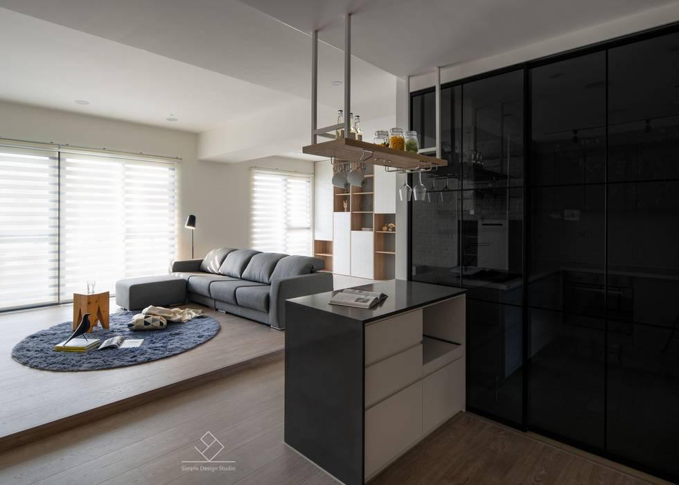 新竹陳宅-清新北歐 根據 極簡室內設計 Simple Design Studio 北歐風
