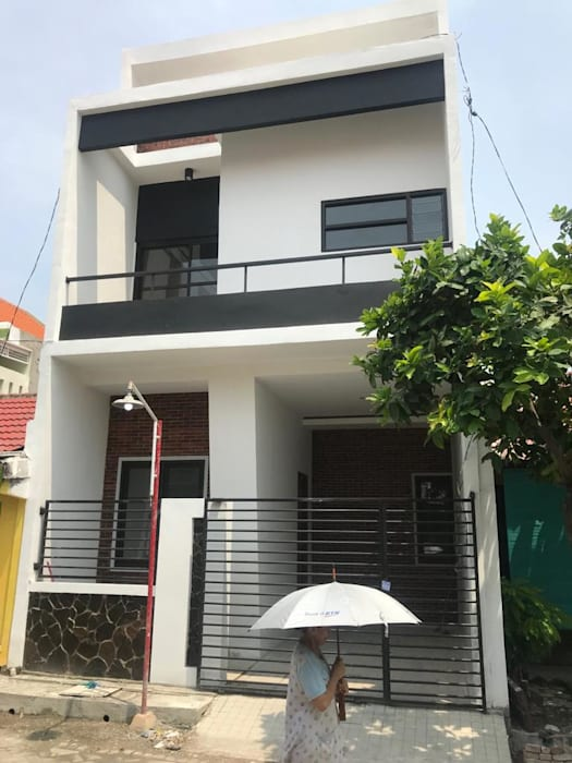 After built 6.10 House:  oleh Tigha Atelier,