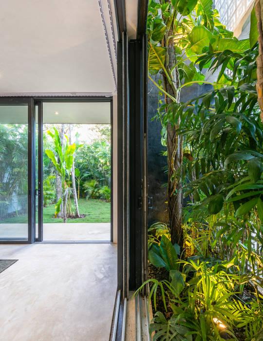 توسط Obed Clemente Arquitectos استوایی سنگ ماسه