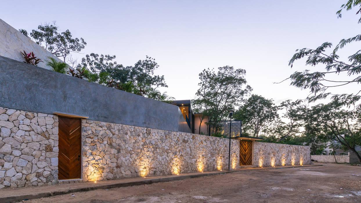 Oleh Obed Clemente Arquitectos Tropis Beton