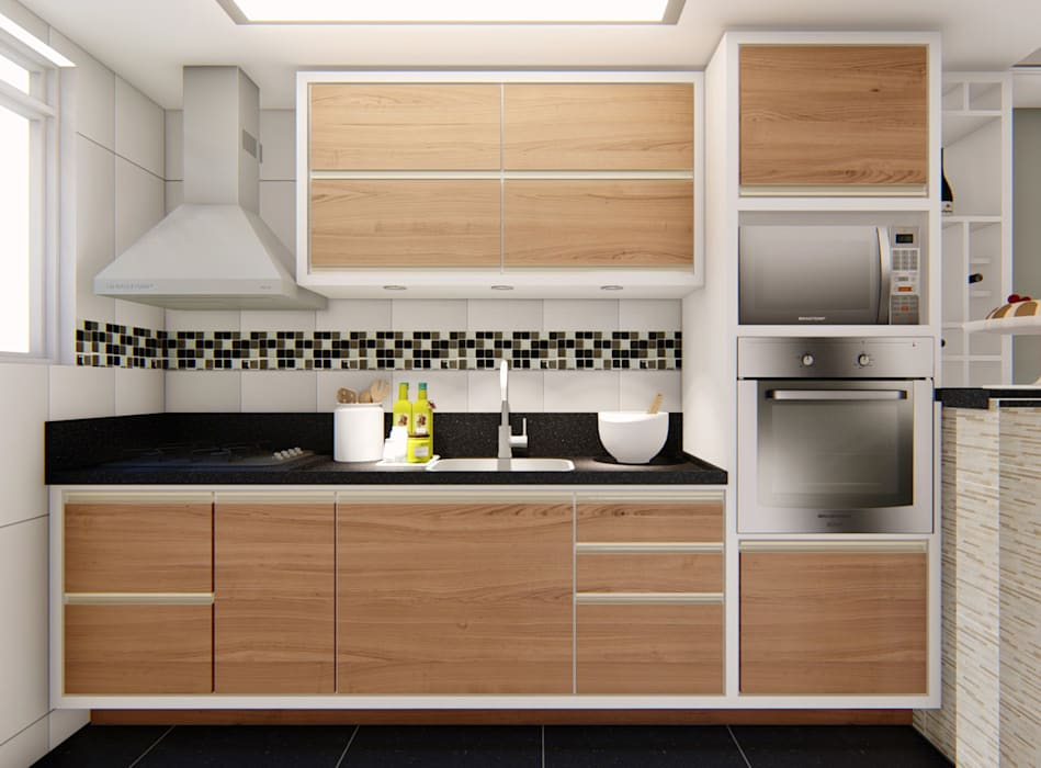 Small Kitchens By Fernanda Rezende Arquitetura E Interiores