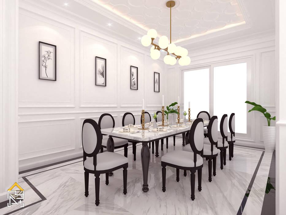 Dining Room Oleh JRY Atelier