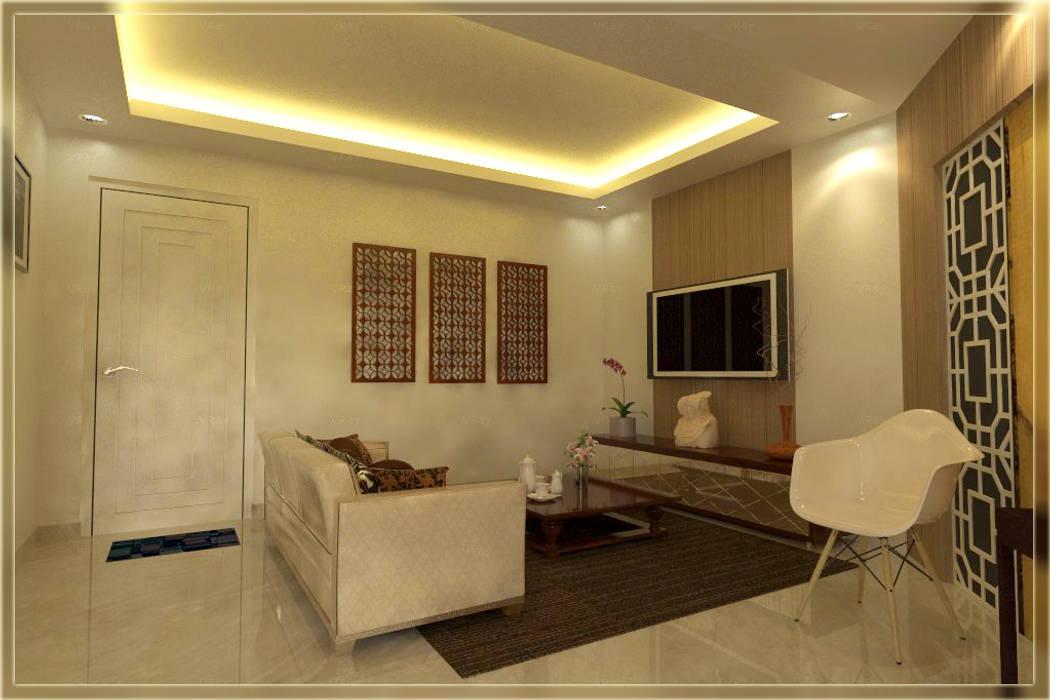 Ruang Tamu 2: Hotels oleh Arsitekpedia,