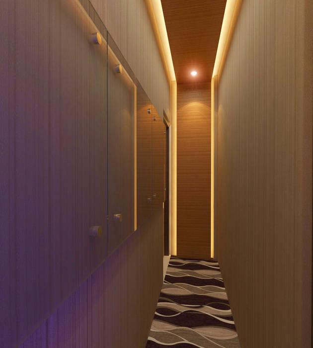Studio Musik: Ruang Multimedia oleh Arsitekpedia, Modern