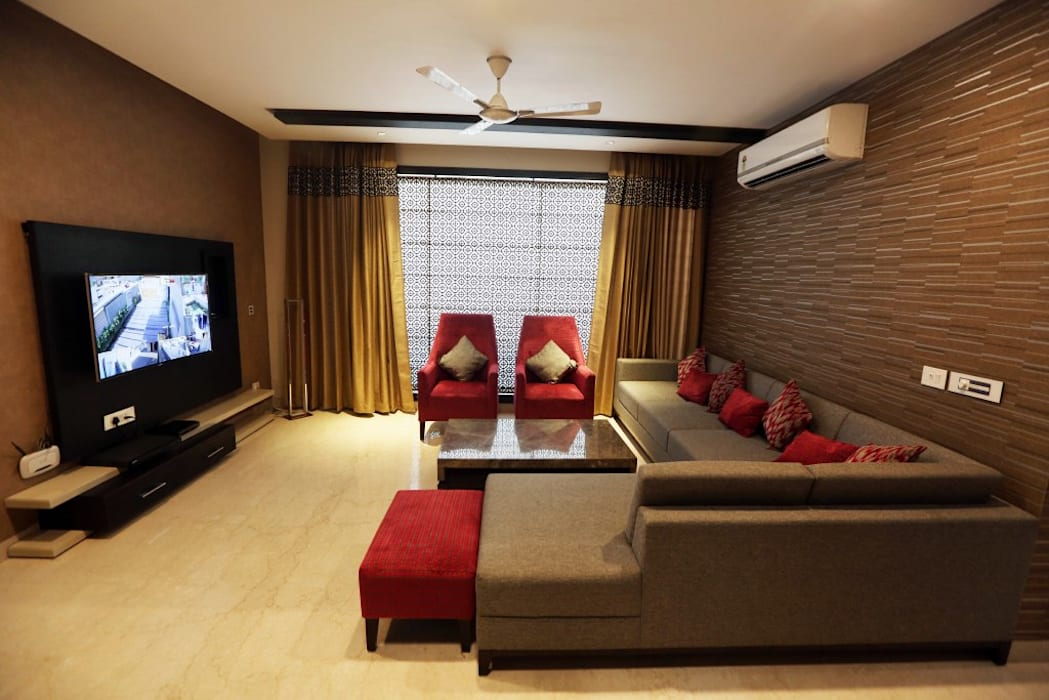 Living Room designs Modern Living Room by Planet Design and associate Modern