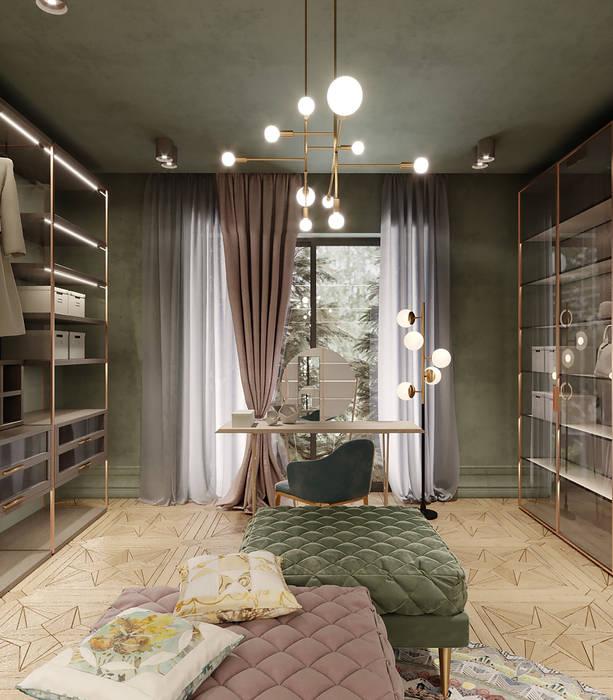 Dressing room by Premium Club,
