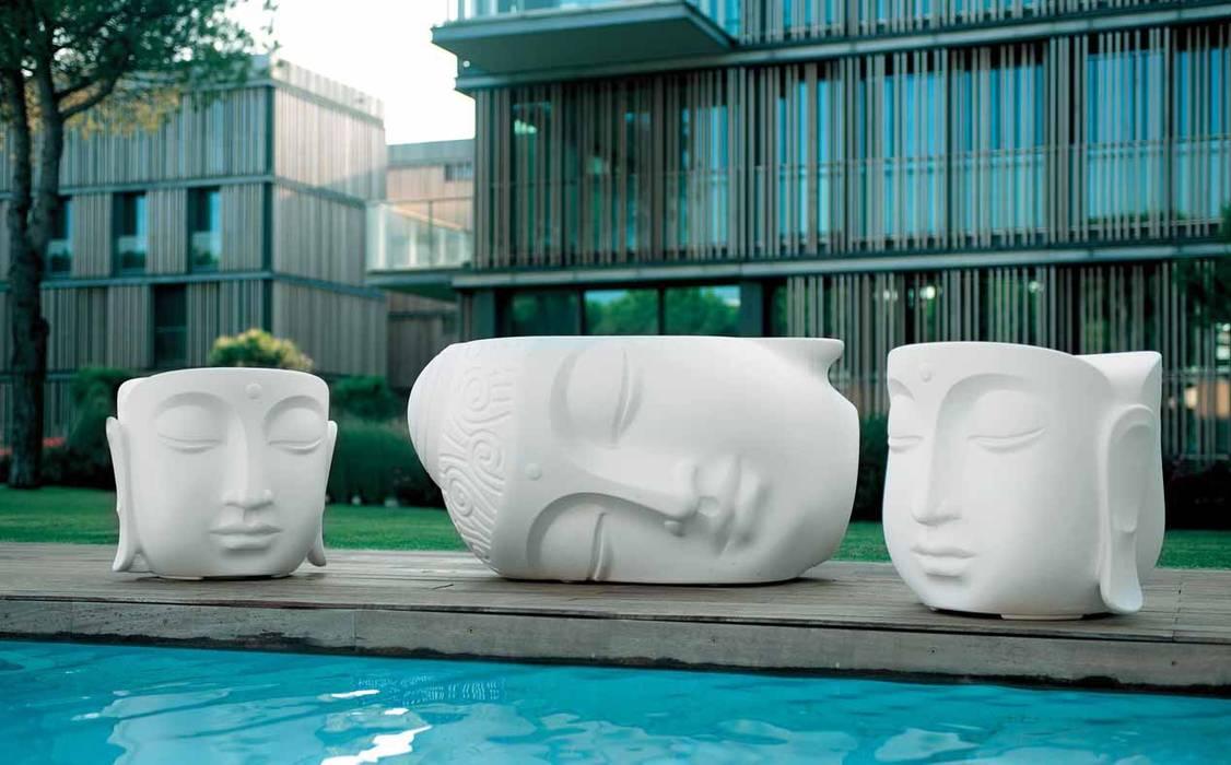 by AH BADDESIGN GMBH Schwimmbad & Saunabau Asian Granite