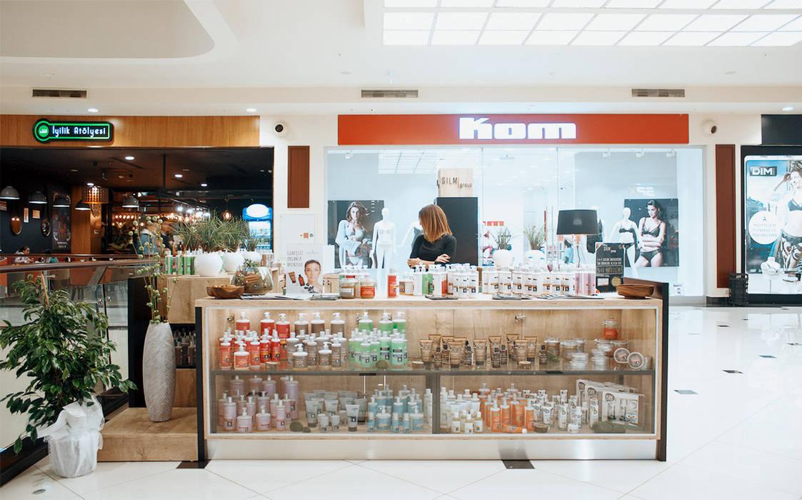 Shopping Centres by Barkod Interior Design, Scandinavian