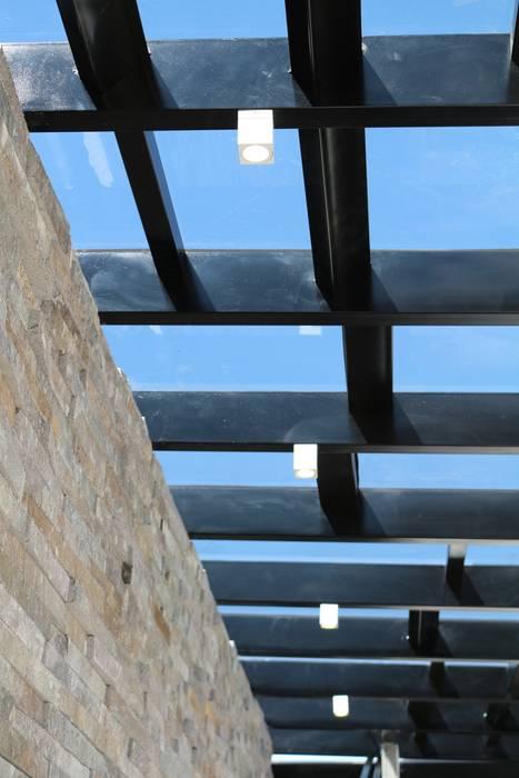 Terraza Napoles: Terrazas de estilo  por F.arquitectos