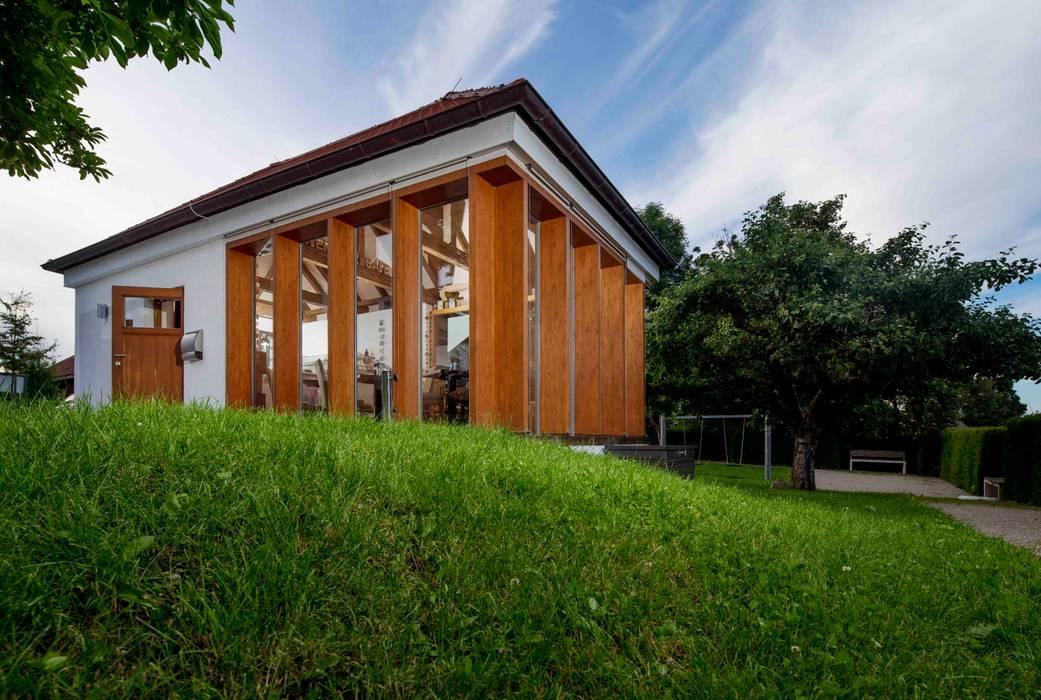 Modern houses by WSM ARCHITEKTEN Modern