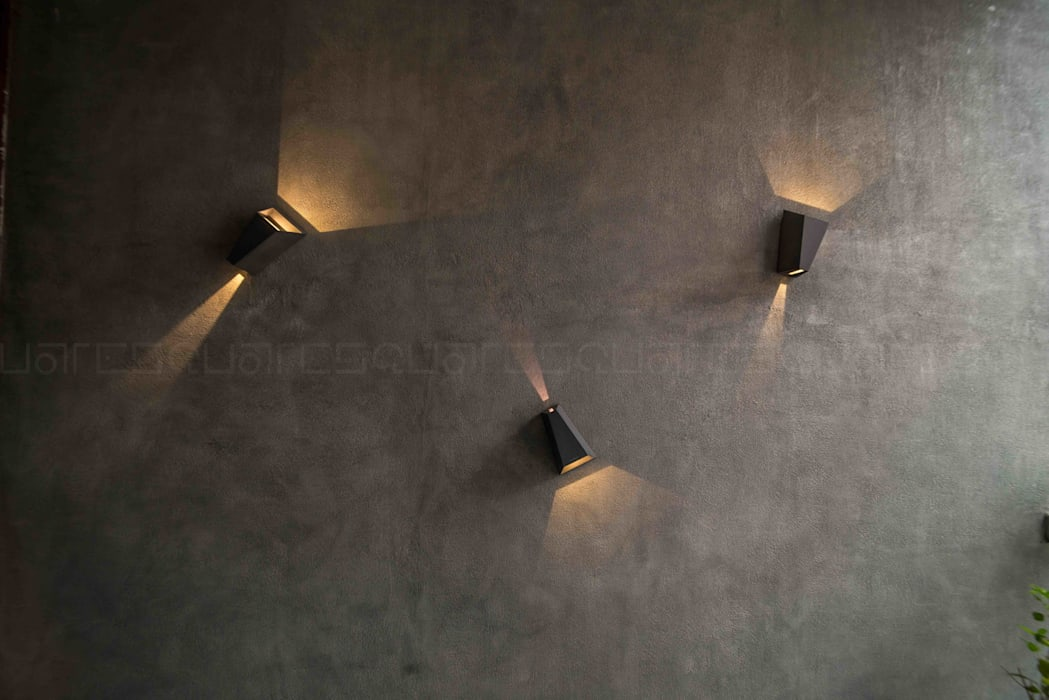 Modern walls & floors by Squares design studio Modern