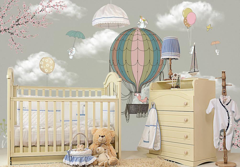 SK Concept Duvar Kağıtları  – Daydream:  tarz Bebek odası
