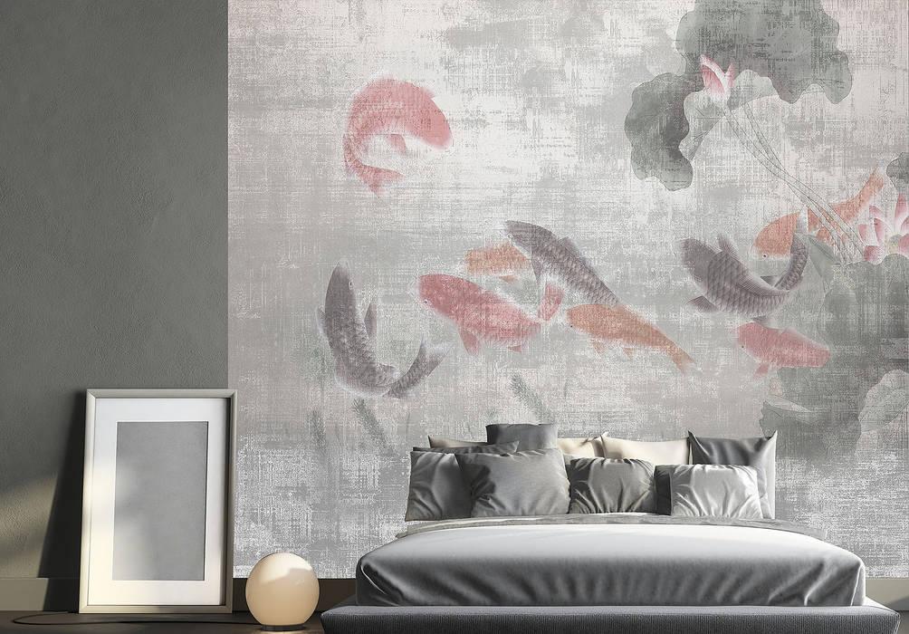 SK Concept Duvar Kağıtları  – Fishes:  tarz Duvarlar