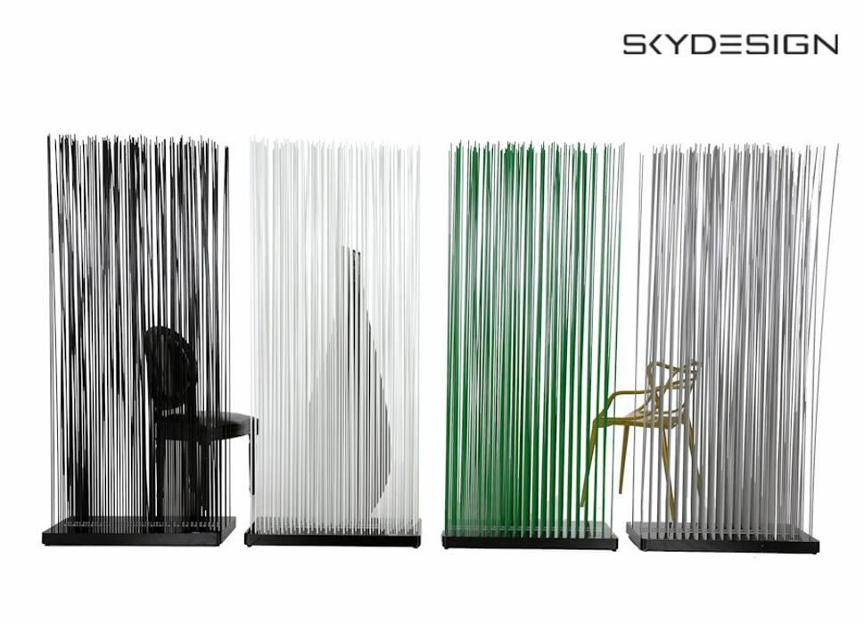 Verschiedene Farben und Größen erhältlich.:  Esszimmer von www.skydesign.news - Raumteiler aus Berlin