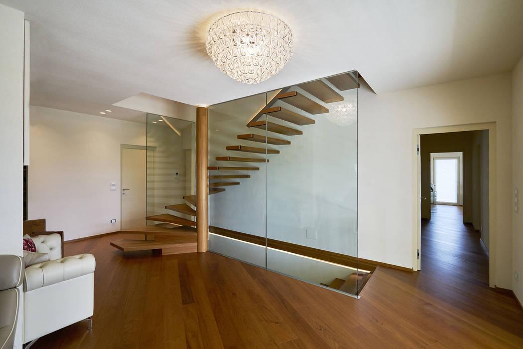 Top Mistral - aus holz, gewendelt mit glaswand: treppe von siller HG61
