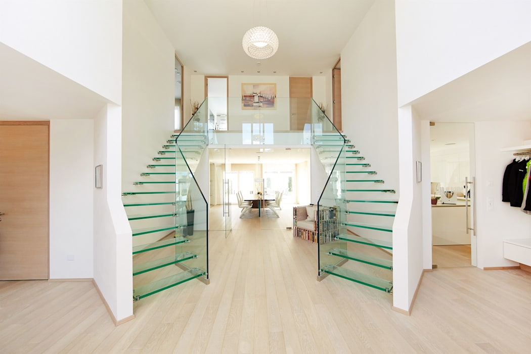 By Siller Treppen Stairs Scale Modern Homify
