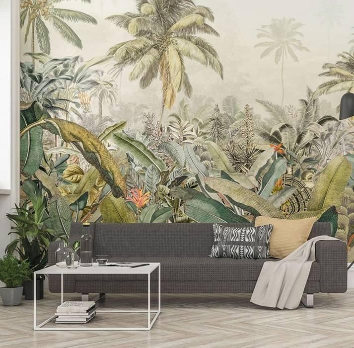 กำแพง โดย SK Concept Duvar Kağıtları ,