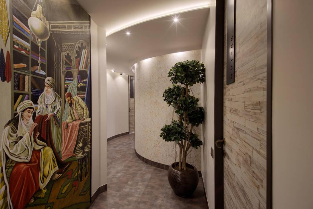 Офисы и магазины в эклектичном стиле от ARTERRA MİMARLIK LTD.ŞTİ. Эклектичный