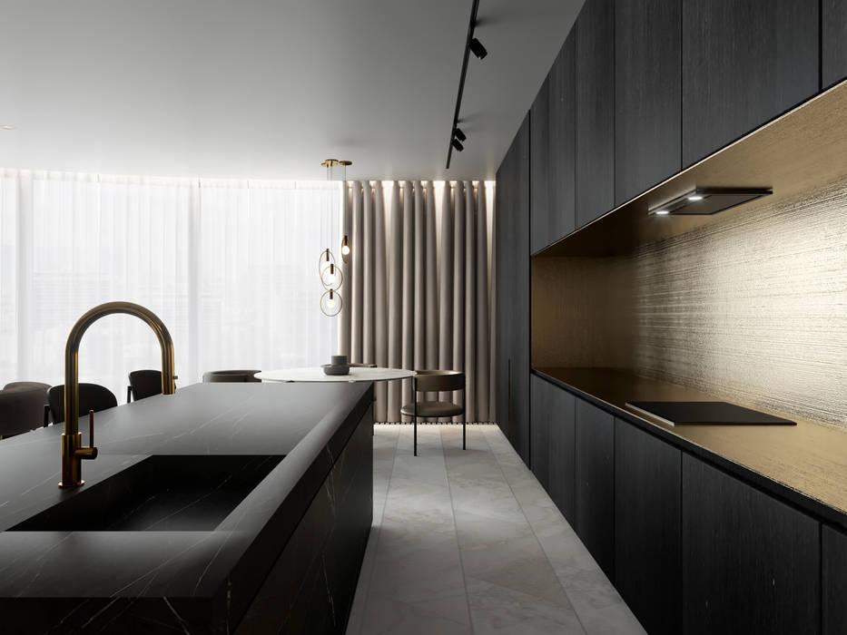Küche von Suiten7,