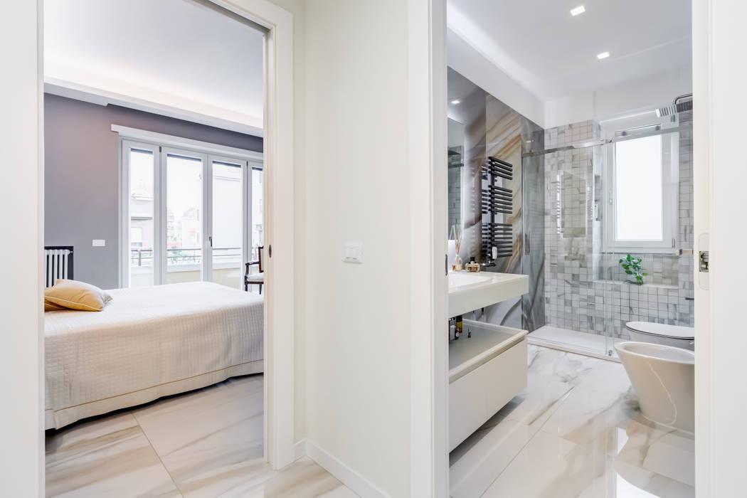 Salle de bain moderne par EF_Archidesign Moderne