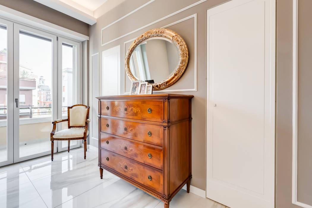 Chambre moderne par EF_Archidesign Moderne