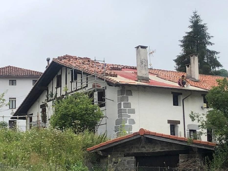 Obras Amber Atap gable
