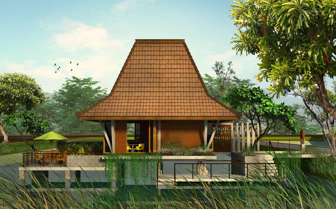 Integrated Farming Resort: Hotels oleh Mandalananta Studio,