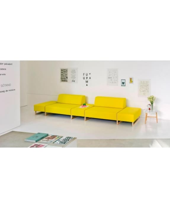 Moon Sofa Sancal de Lomuarredi Ltd Moderno
