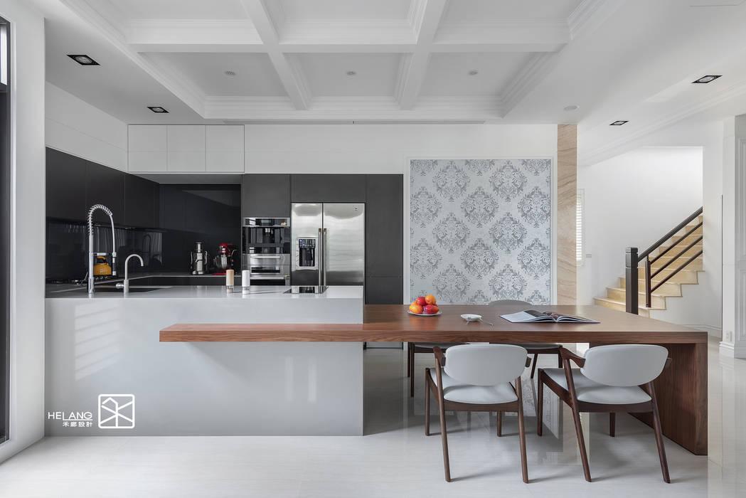 Dining room by 禾廊室內設計, Classic