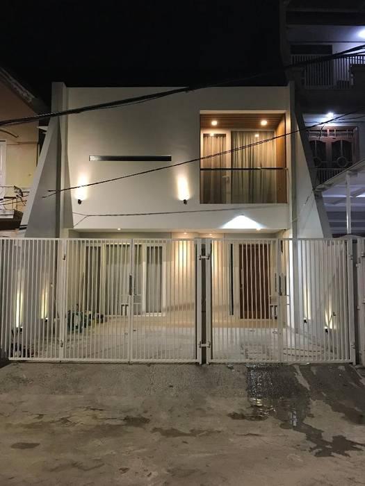After Renovation Equator.Architect Rumah Minimalis