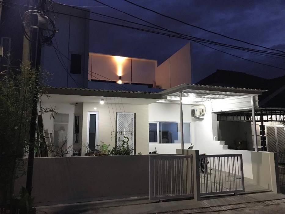 Equator.Architect Minimalist houses