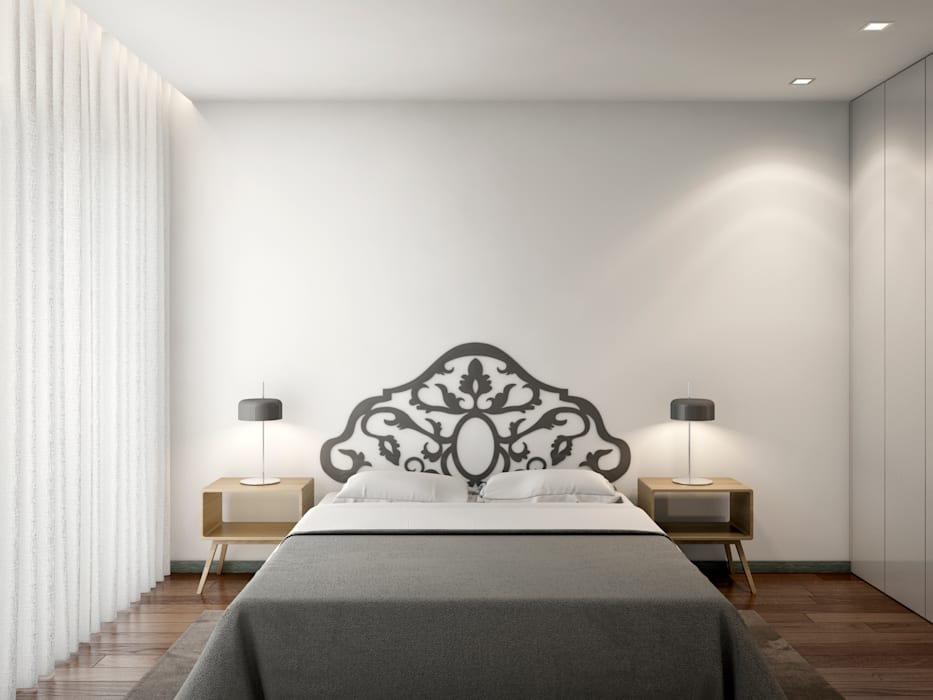 Slaapkamer door Alma Braguesa Furniture ,