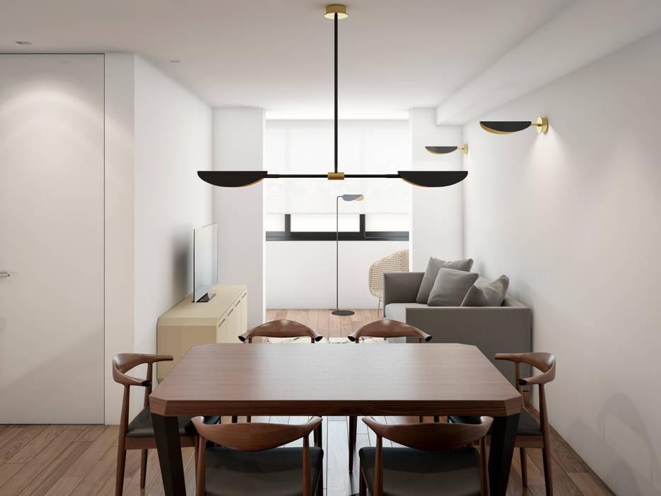 Detalhes: Salas de estar  por Alma Braguesa Furniture