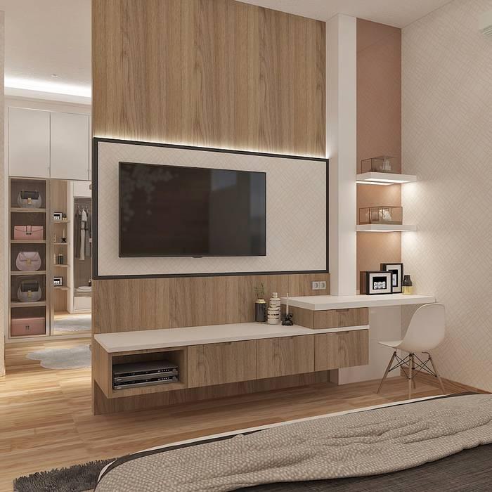 M House CEMARA KUTA Kamar Tidur Modern Oleh Lighthouse Architect Indonesia Modern