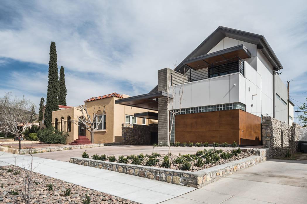 HADVD Arquitectos Casas modernas