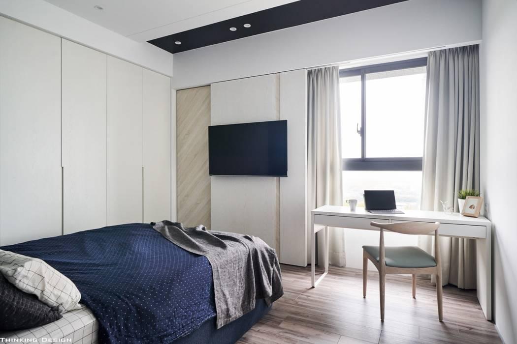 謐白 思維空間設計 臥室