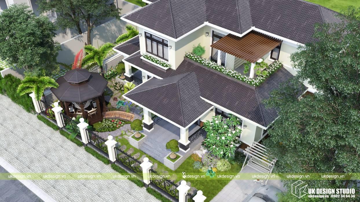 Villas by UK DESIGN STUDIO - KIẾN TRÚC UK