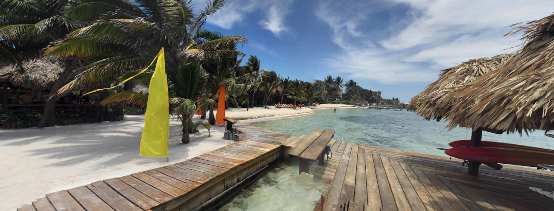Ambergris Caye LX Belize Real Estate Terrace house