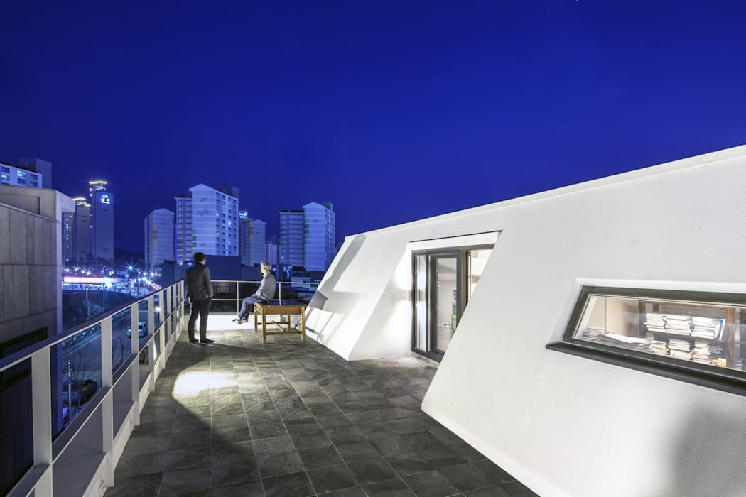 de (주)건축사사무소 더함 / ThEPLus Architects Moderno