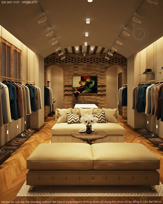 SH1605 Fashion Shop - Bel Decor:   by Bel Decor,