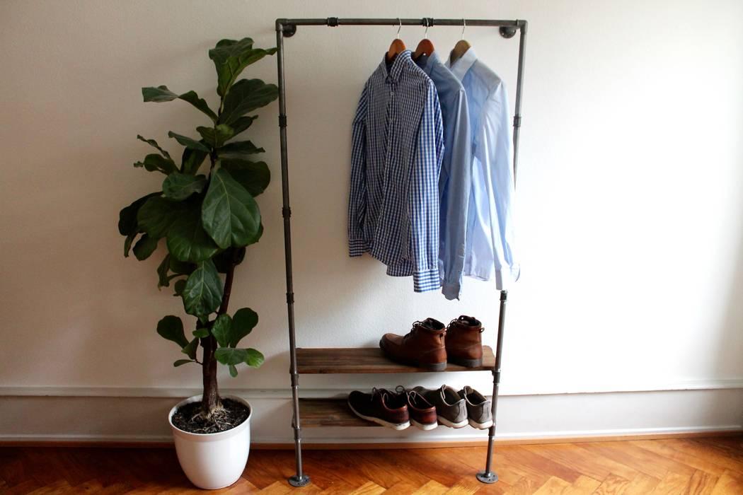 غرفة الملابس تنفيذ Loftambiente Ch Homify