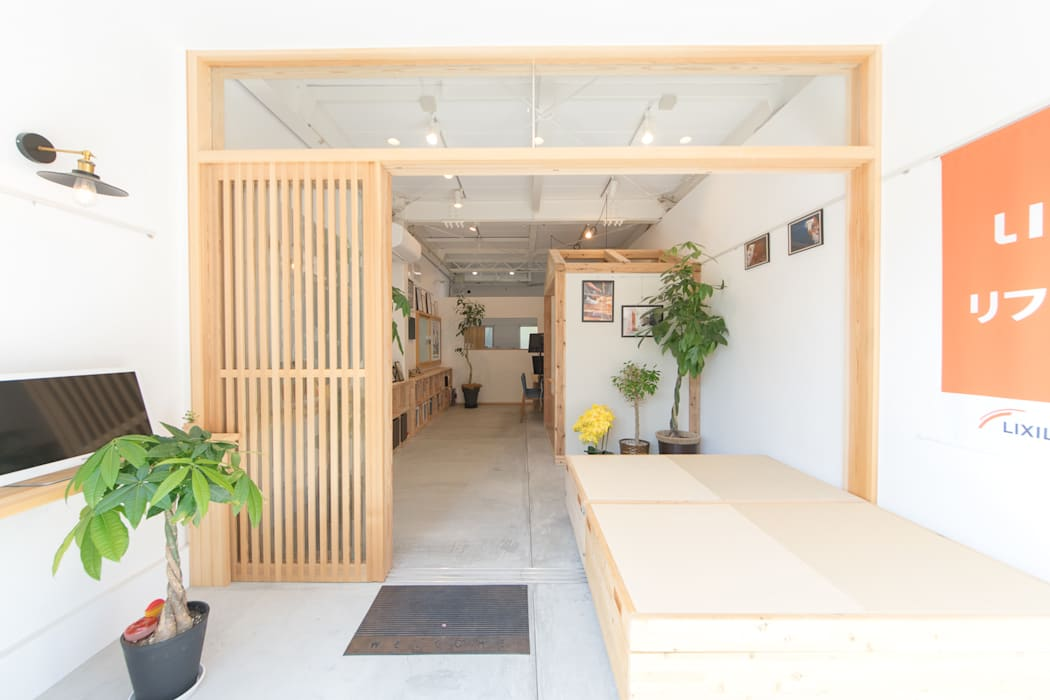住まいのよろず屋 の coil松村一輝建設計事務所 オリジナル