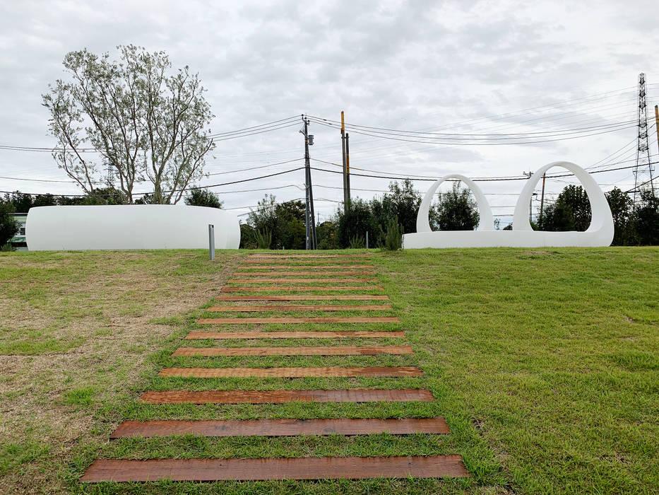 (有)ハートランド Front yard