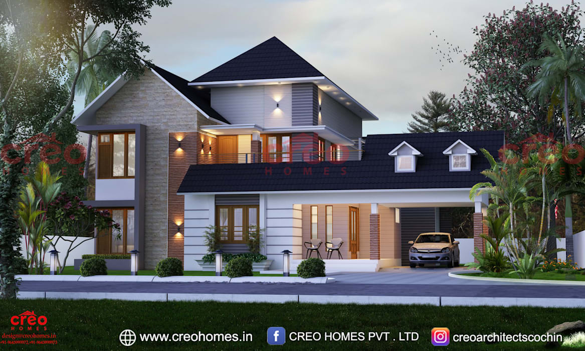 de Creo Homes Pvt Ltd Moderno