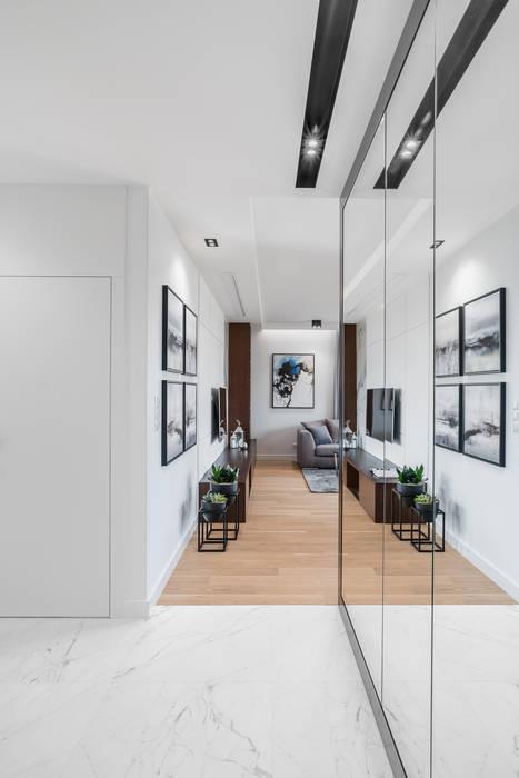 Corridor & hallway by Anna Serafin Architektura Wnętrz, Modern