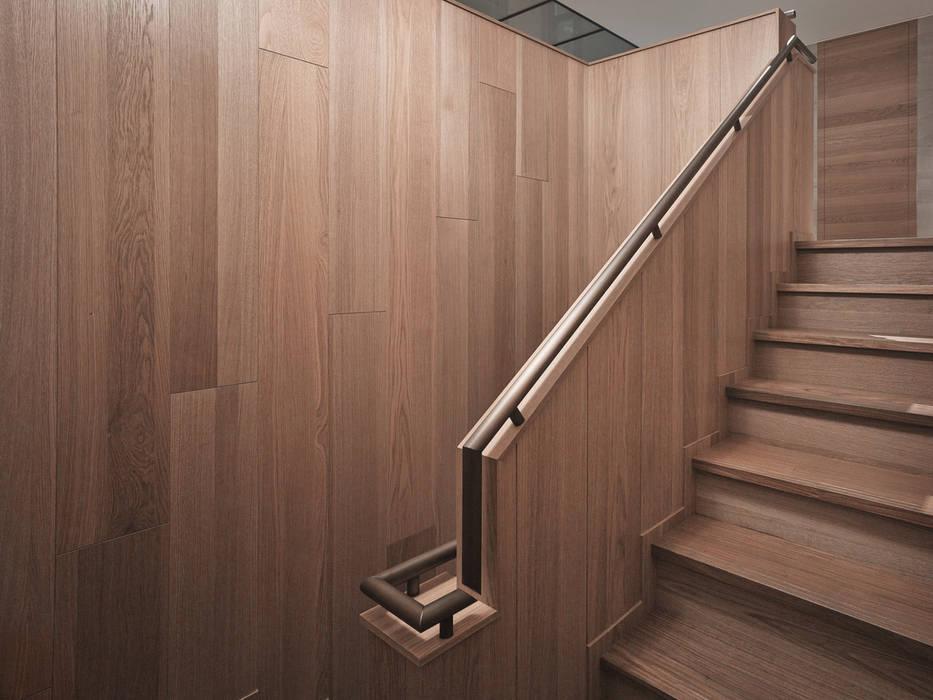 誠泰大院_框景之家 形構設計 Morpho-Design 樓梯